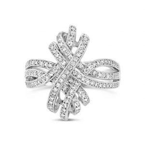 Ever Knot Diamond ring – Small